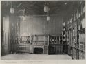 The Peacock Room at 49 Prince's Gate, photograph, 1877, S. P. Avery Collection, New York Public Library