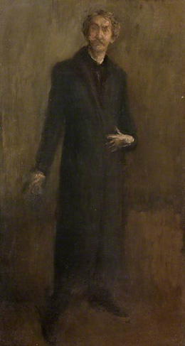 Brown and Gold, 1895/1900, The Hunterian, University of Glasgow
